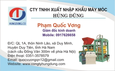 IN CARD VISIT MẪU 5